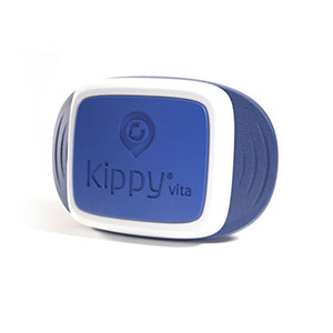 Kippy Vita 85007 GPS Ortungs- und Activity- System navy patrol