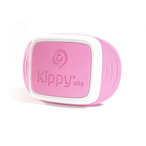 Kippy Vita 85008 GPS Ortungs- und Activity- System pink angel